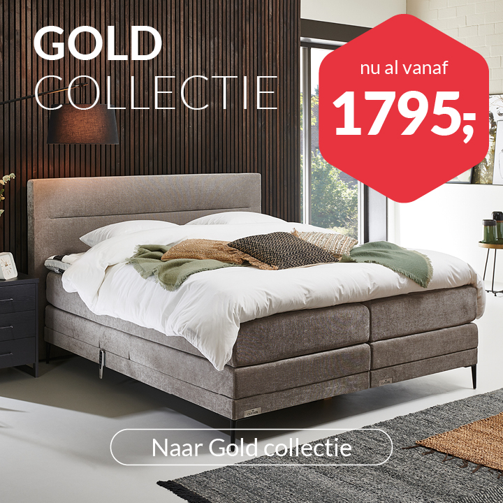Caresse Gold collectie
