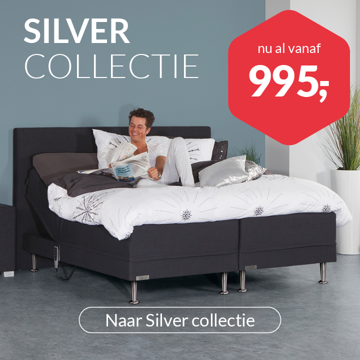 Caresse Silver collectie