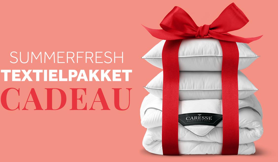 Caresse Summersale textielpakket